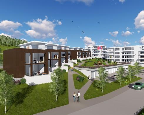 Bjørnsveen View1